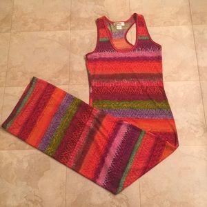 Colorful Maxi Dress!